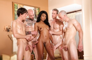 Gang Bang Sex Pictures